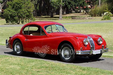 sold jaguar xk fixed head coupe auctions lot