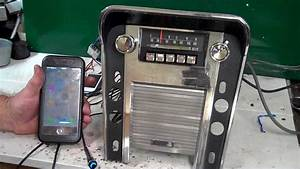 1967 Ford Mustang Original Am  Fm Radio