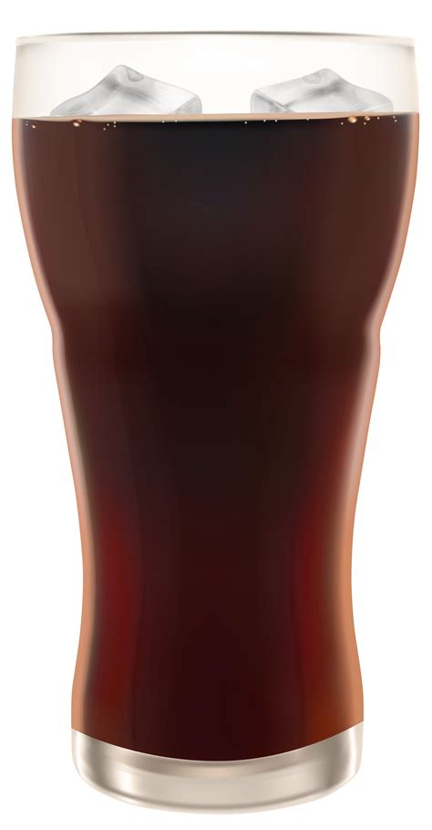 cola glass coca clip clipart cup tumbler transparent drinks clipartpng webstockreview hand link