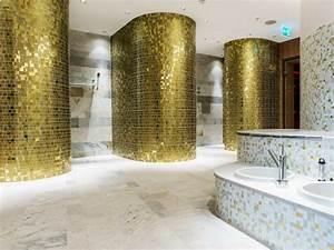 Mosaik Fliesen Perlmutt : mosaik fliesen f rs badezimmer 15 ideen und muster ~ Eleganceandgraceweddings.com Haus und Dekorationen