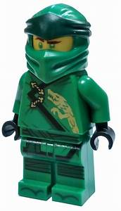 lego ninjago legacy lloyd minifigure no packaging
