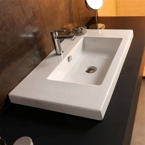 vasque ancienne salle de bain beautiful modern wall mounted vessel or built in ceramic bathroom sink modern bathroom