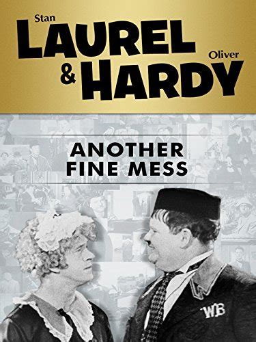 Amazon.com: Laurel and Hardy: Another Fine Mess: Stan