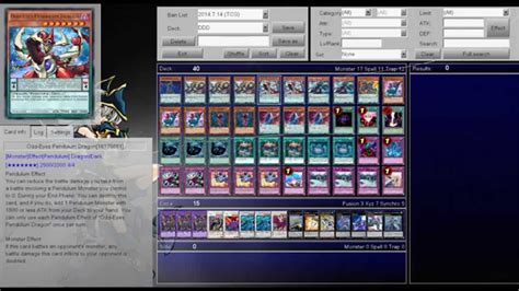 ddd deck profile october 2014 new ban list yu gi oh