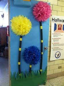 spring door decoration door decorations pinterest