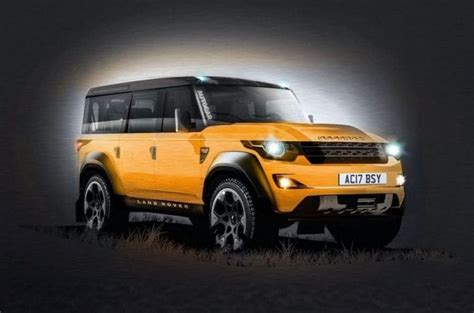 Lr Defender 2018 by 2018 Land Rover Defender Release Date And Price