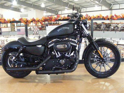 2012 Harley-davidson Xl883n Sportster Iron 883 For Sale On