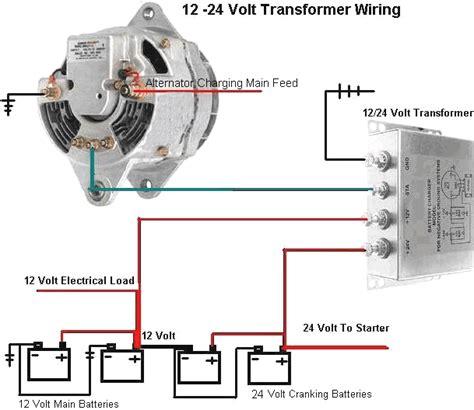 Volt Amp Charging Transformer