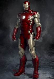 Avengers: Age of Ultron - Iron Man Mark 45 by Ryan ...