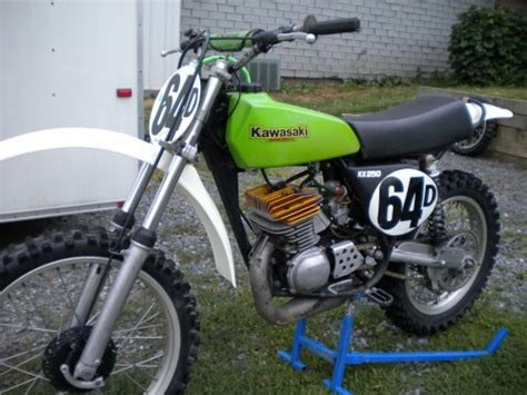 user submitted vintage mx bike showcase archive