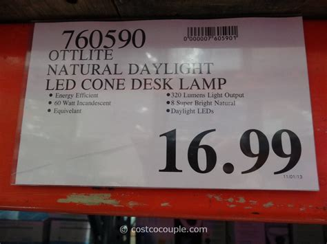 Ottlite Desk L Speaker by Led Desk L Costco 28 Images Sylvania Monavi Led Desk L