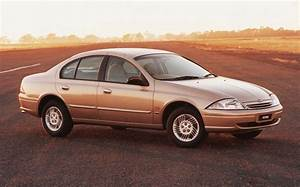 1998-2002 Ford Au Falcon  Sunk By Identity Crisis Or Dirty Tricks