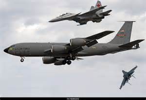 American Russian Fighter Jets