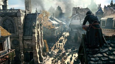 assassins creed unity guide sequence  memory