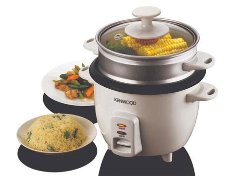 rice in rice cooker rice cooker rc240 from kenwood