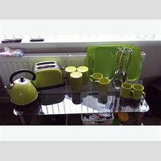 Lime Green Kitchen Appliances & Accessories Rowley Regis