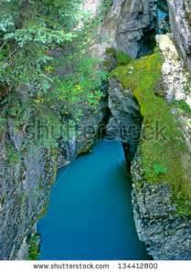 Marble Canyon Kootenay National Park British Columbia