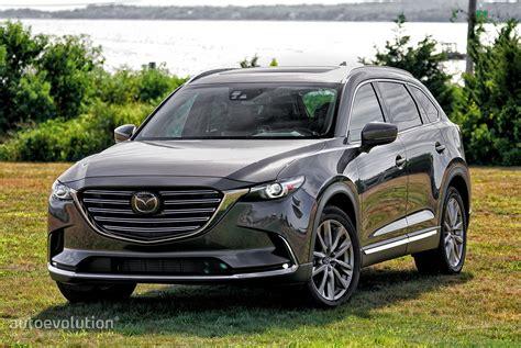 mazda cx9 driven 2017 mazda cx 9 signature awd autoevolution