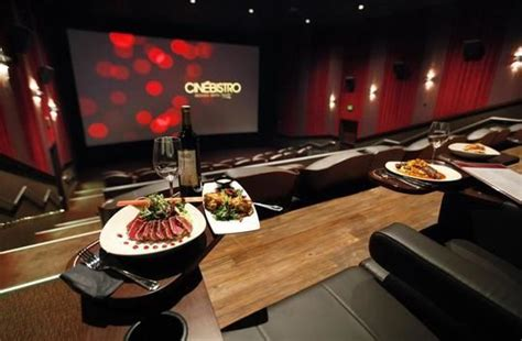 hybrid restaurant theaters cinebistro