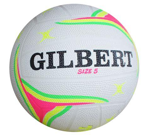 Gilbert APT Netball Size 5