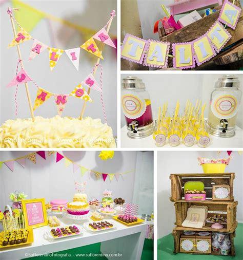 kara 39 s party ideas pink lemonade girl summer 1st birthday kara 39 s party ideas pink lemonade party with ideas via