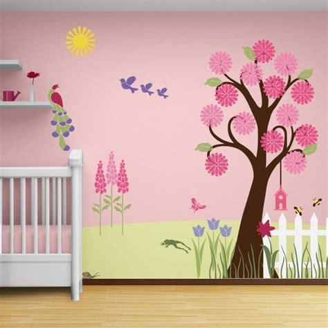ideas for painting walls girls bedroom wall paintings weneedfun