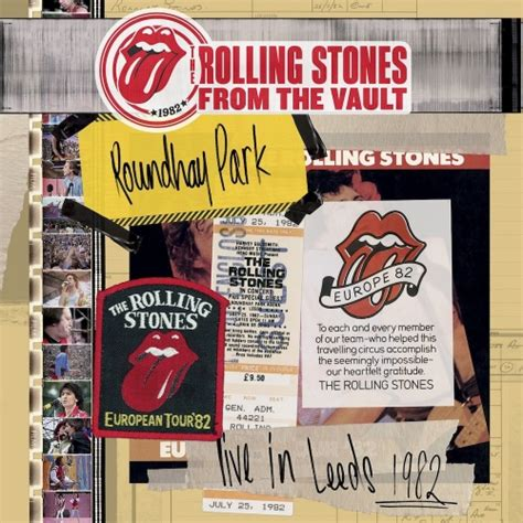 The Rolling Stones - From The Vault: Live In Leeds 1982 ...