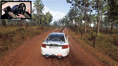 bmw  competition dirt rally  youtube