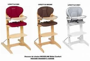 Bebe 9 Chaise Haute : housse de chaise woodline ~ Teatrodelosmanantiales.com Idées de Décoration