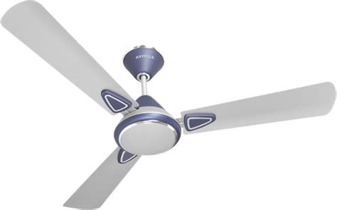 havells fusion silver blue 600mm 3 blade ceiling fan price