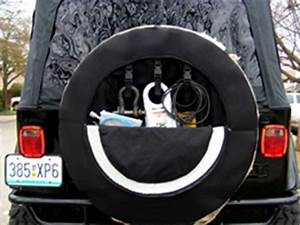 All Things Jeep CLOSEOUT PakkRatt Tire Cover