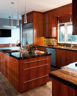 countertop kitchen sink mahogany kitchen contemporary kitchen san 2681