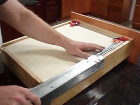 bottom mount drawer slides rta cabinet store com drawer glide