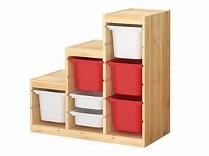 Meuble Rangement Jouet Ikea : meuble de rangement jouets chambre chambre au rangement des jouets original et la dco coquette ~ Preciouscoupons.com Idées de Décoration