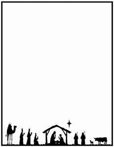 Printable nativity border. Free GIF, JPG, PDF, and PNG ...