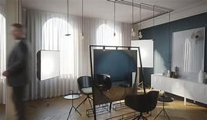 Aménagement D Un Salon : amenagement et decoration d 39 un salon de coiffure ~ Zukunftsfamilie.com Idées de Décoration