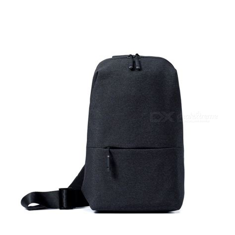 xiaomi backpack sling bag leisure chest pack small size