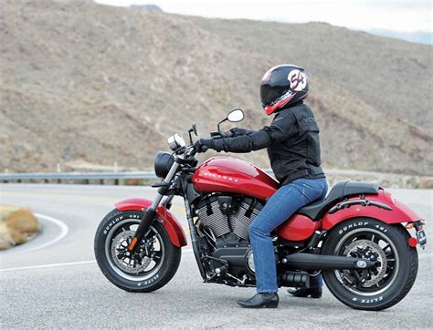 Victory Unveils Judge Muscle Bike (now With Video