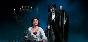 The Phantom Of The Opera Events College Of The Arts ...