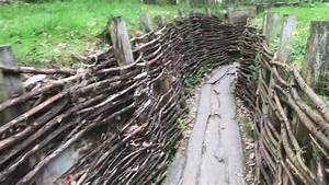 Tours Of Ww1 - Bayernwald German Trench