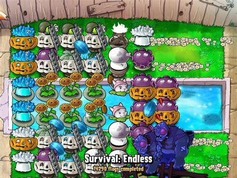 strategy endless survival repair setup wikia vs zombies plants