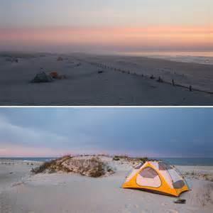 Maryland Assateague Island Camping