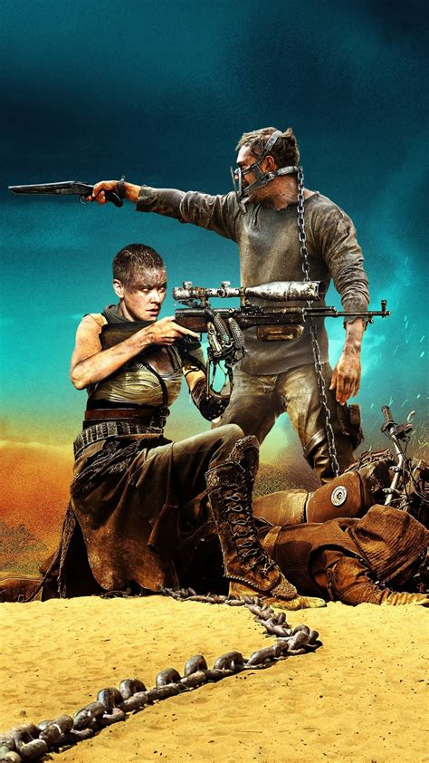 Wallpaper Mad Max: Fury Road, best movies of 2015, Tom ...