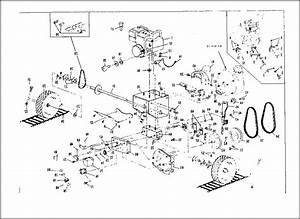 Sears Craftsman Snowblower Parts Diagram