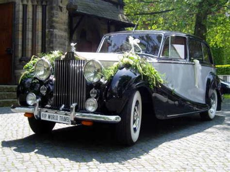oldtimer rolls royce silver wraith