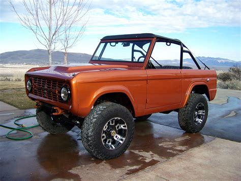 Early Ford Parts by Tom S Bronco Parts Restoration Custom Projects