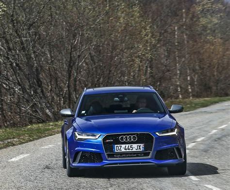 2017 Audi Rs6 Avant Performance Specs, Top Speed And Fuel