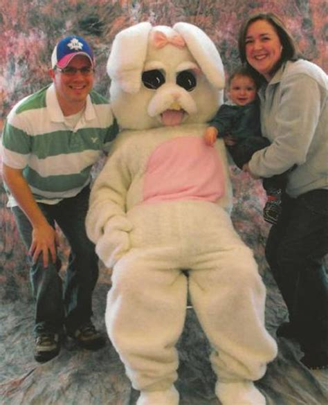 creepy easter bunny pics thatll  ya fill