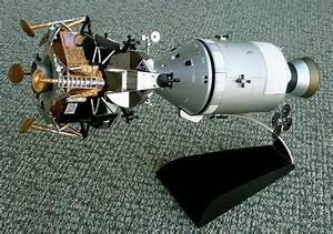 Space > 1/72 Apollo 11 Lunar Approach CSM Columbia with ...