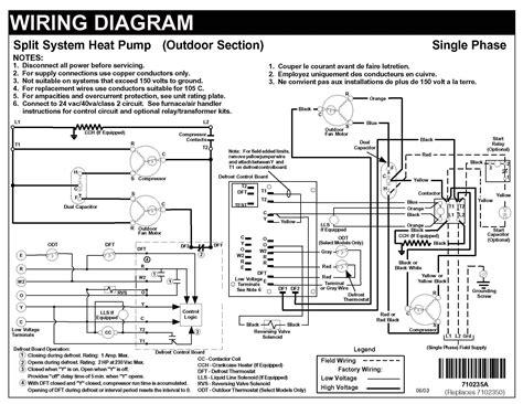 Ruud Heat Pump Thermostat Wiring Diagram Free